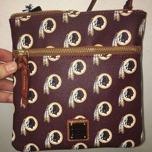 Dooney & Bourke Crossbody Washington Redskins bag